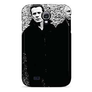 Bumper Hard Phone Cases For Samsung Galaxy S4 (pLM1342McOx) Unique Design High Resolution Apocalyptica Band Pictures