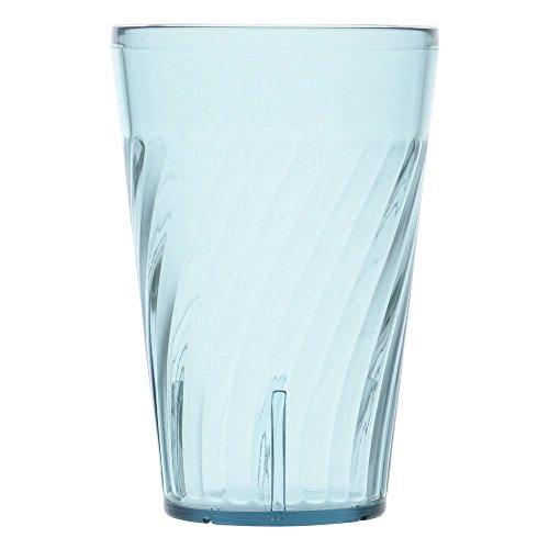 - Tahiti Tumblers 16 oz 3.44 x 5.25 Beverage Jade SAN 72 Ct