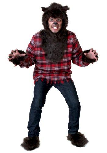 Plus Size Werewolf Costume 3X (Plus Size Wolf Costume)