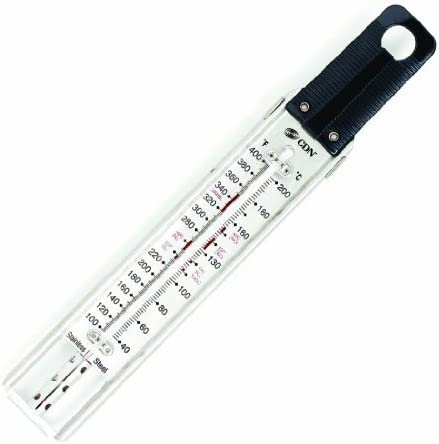 CDN TCG400 Professional Candy Thermometer