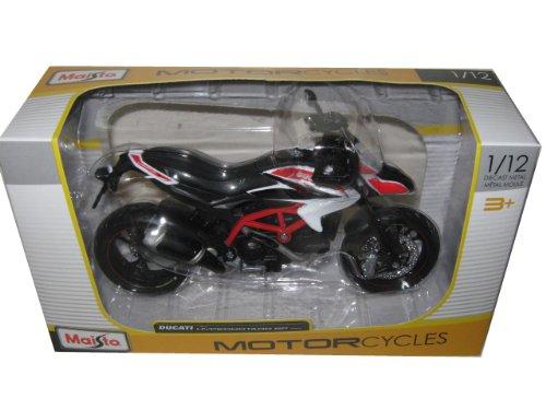 Maisto Motorcycle Hypermotard Diecast Vehicles product image
