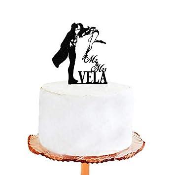 Personalized Wedding Cake Topper Batman And Wonder Woman