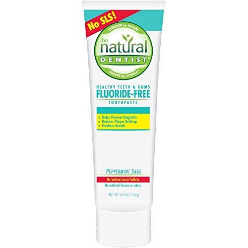 - Natural Dentist Tpaste Antigingv F/F Pprm 5 Oz