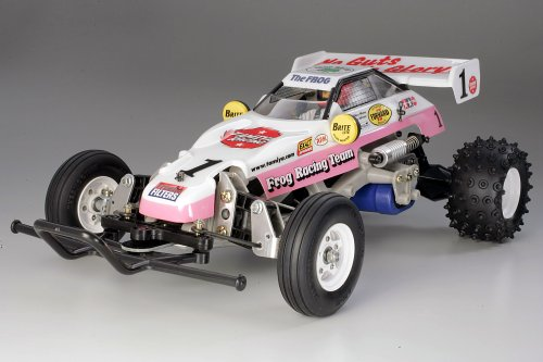 - Tamiya America, Inc 1/10 Frog 2WD Off-Road Kit, TAM58354