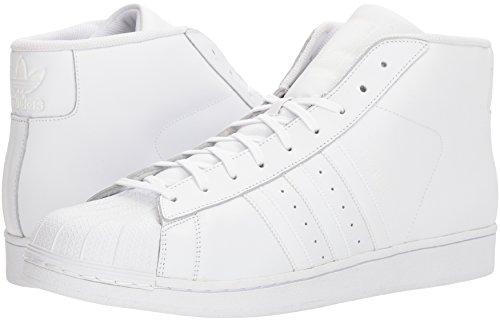 Montantes Chaussures Weiß Homme Pro Model Adidas xzvnwf8CC