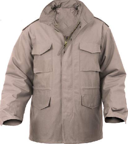 b3216226aa907 Image Unavailable. Image not available for. Color: Jacket Military M-65  Field Jacket and Liner Tactical M65 Coat Uniform Army Camo Get