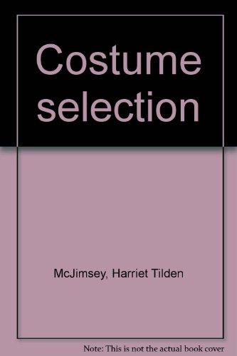 Costume Selection - Costume