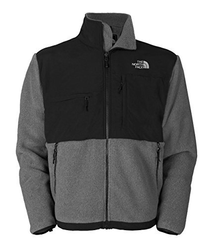 The North Face Men's Full Zip Denali Jacket, Recycled Snorkel Blue, X-Large