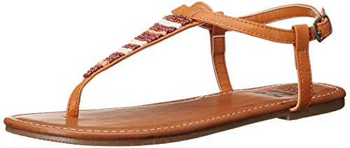 Billabong Womens Midder Moon Sandal Camel