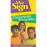 We Sign Classroom Favorites: Video Series