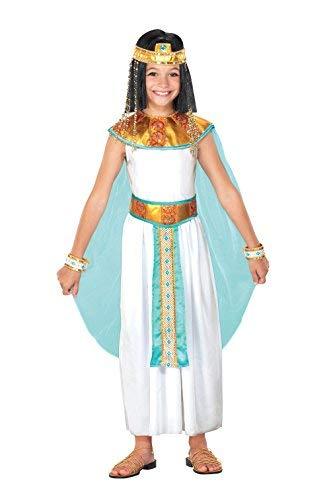 SEASONS DIRECT Halloween Cleopatra Costume Girls (A2926(4-6)) -