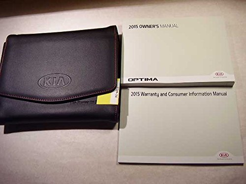 2015 Kia Optima Owners Manual - Electronic Optima