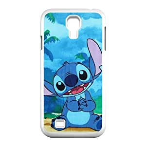 Disneys Lilo And Stitch Samsung Galaxy S4 90 Cell Phone Case White yyfabc_985448