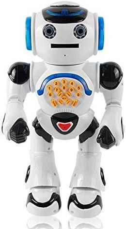 Robot Rc Inteligente Voltron ¡Baila, Canta y Habla! | Robótica Interactivo Aprender Niños: Amazon.es: Juguetes y juegos