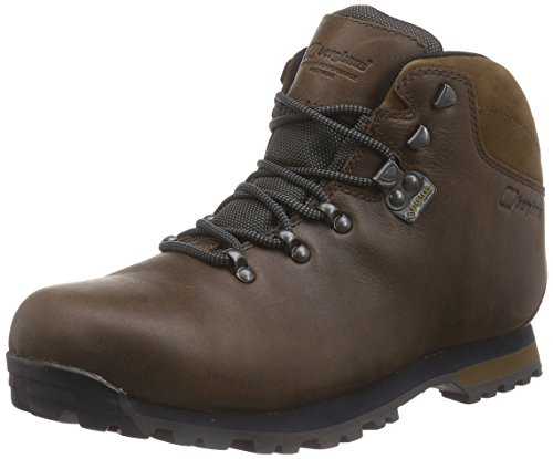 Berghaus - Hillwalker II GTX Boot, Scarpe da Arrampicata Uomo Marrone (Chocolate Cp1)