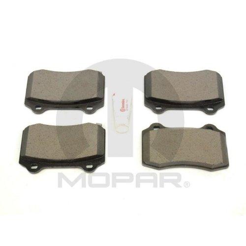 Mopar 6814 4432AA, Disc Brake Pad