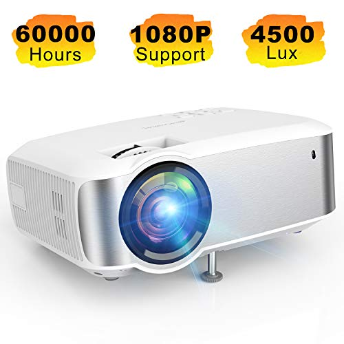 Projector TOPVISION 1080P Supported