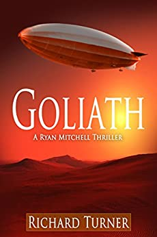 Goliath (A Ryan Mitchell Thriller Book 1) by [Turner, Richard]