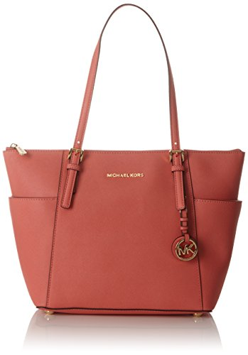 Michael Kors Orange Handbag - 1