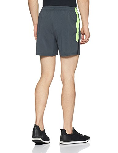 Under Armour Men's Launch 5'' Shorts,Black /Reflective, Medium by Under Armour (Image #2)