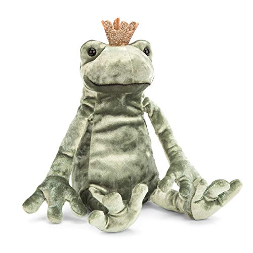 Jellycat Frog Prince Kiss Stuffed Animal, 10 ()