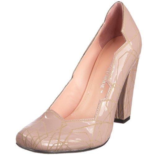 United Nude - Zapatos de charol para mujer Morado
