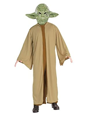 Star Wars Childs Yoda Costume Small from Rubies