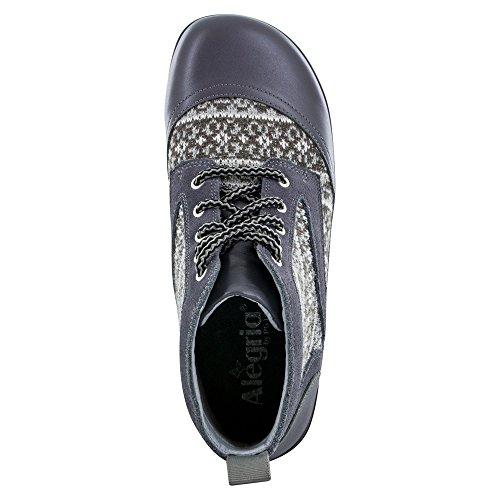 Kylie Ankle Alegria Boot Alegria Grey Snuggy Womens Womens wptqPxn6