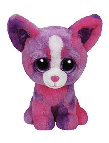 Amazon.com  Ty Beanie Boos Dakota - Chihuahua Medium (Justice ... 899f46e17dbc
