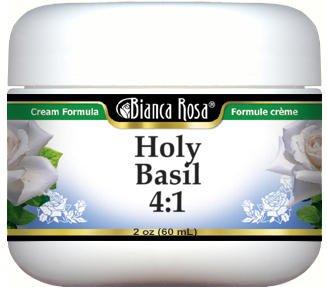 Holy Basil 4:1 Cream (2 oz, ZIN: 521752)