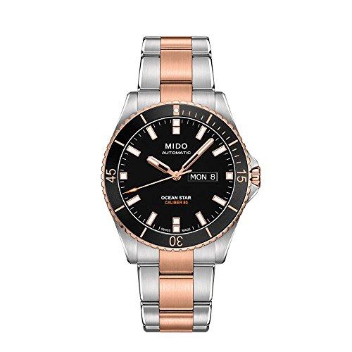 Mido Ocean Star Captain V -  M0264302205100