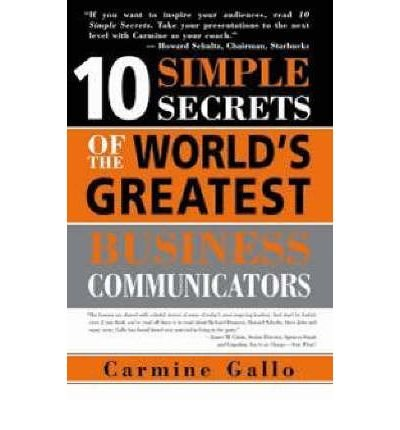 Biography of Author Carmine Gallo: Booking Appearances