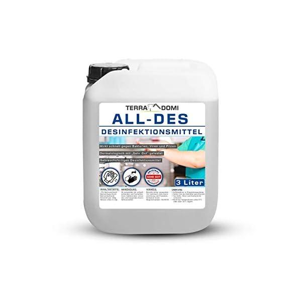 TerraDomi-All-Des-3-Liter-schnell-Desinfektionsmittel-ohne-Parfm-fr-Hnde-und-Flchendesinfektion-PT1-zugelassen-in-der-EU-Made-in-Germany