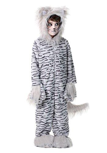 Princess Paradise unisex-child Deluxe Grey Cat Kids Costume (Grey Cat Costumes)