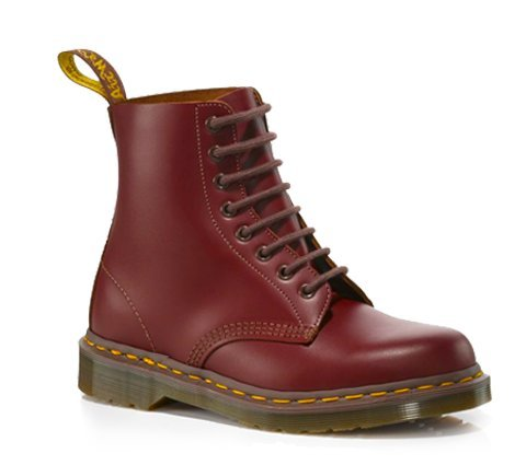 4b2ae1924eb Dr Martens Vintage 1460 Boot MADE IN ENGLAND Ox Blood Quilon Leather