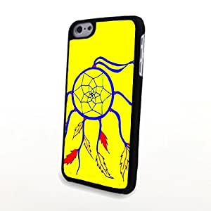 Generic Unique Dream Catcher Hard Protector PC Phone Cases fit for iPhone 5C Cases Plastic Back Carrying Case Matte Cover Light and Extra Thin