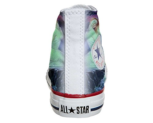 Converse Customized - zapatos personalizados (Producto Artesano) Fata Drago