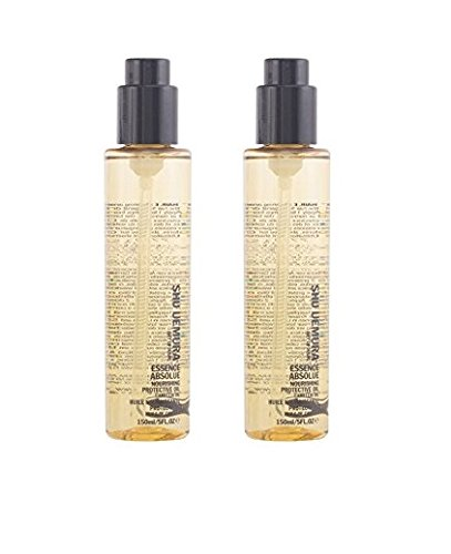 Shu Uemura Essence Absolue Nourishing Protective Oil 150ml/5oz (pack of 2) (2 pack) by Shu Uemura