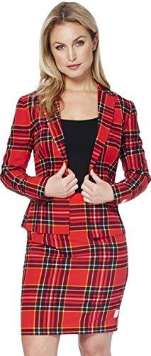 [OppoSuits Women's Lumberjackie Sexy Suit, US04] (Female Lumberjack Costume Ideas)