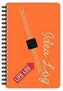 Knock Knock Life Log Idea Notebook