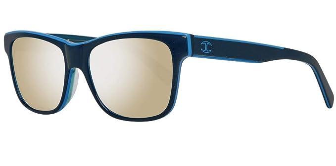 Just Cavalli Sonnenbrille JC641S 95C Gafas de Sol, Azul ...