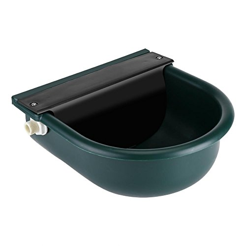 GOTOTOP Automatic Water Bowl with Drainage Hole for Dog Cattle Horse Float Valve Sheep Goat Calf Sow Large Animal Water by GOTOTOP (Image #6)