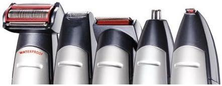 BaByliss e837e multigrooming afeitadora eléctrica Wet & Dry ...