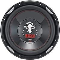 BOSS AUDIO P126DVC 12 Zoll 2300 Watt Subwoofer Phantom Serie