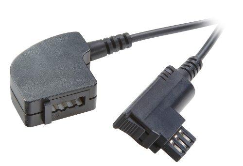 Vivanco 6-adrige Telefonverlängerung 6 m (TAE-F Stecker - TAE-F Kupplung) schwarz