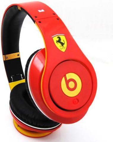Beats By Dr Dre Studio Kopfhörer Ferrari Limited Edition Amazon De Musikinstrumente