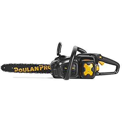 Poulan Pro PRCS16i, 16 in. 58-Volt Cordless Chainsaw (Battery Included)