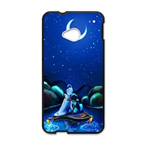 HTC One M7 Phone Case Cover Aladdin's lamp ( by one free one ) A64992