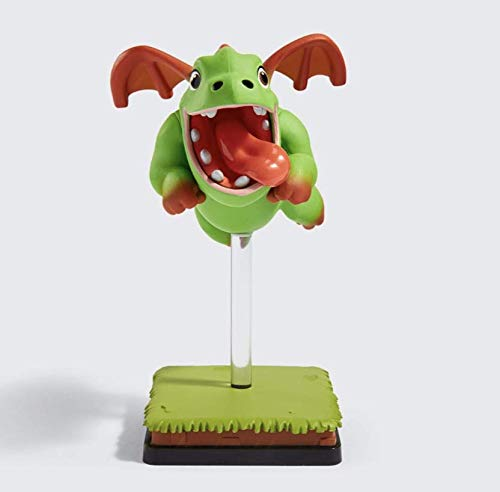 Red Supercell Clash of Clans Baby Dragon Figure