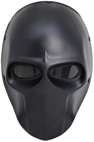 New Outdoor Mask Resin Paintball CS Protection Mask Cosplay Halloween Game Tools